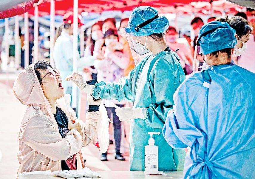 內幕 : 北京疫情再起   雄安、保定都緊張