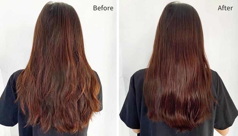 了解髮質狀態 挑選適合的護髮療程