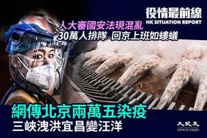【6.29役情最前線】網傳北京兩萬五染疫