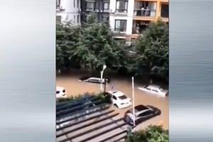 「數十年沒這麼淹過」宜昌人憂無預警洩洪