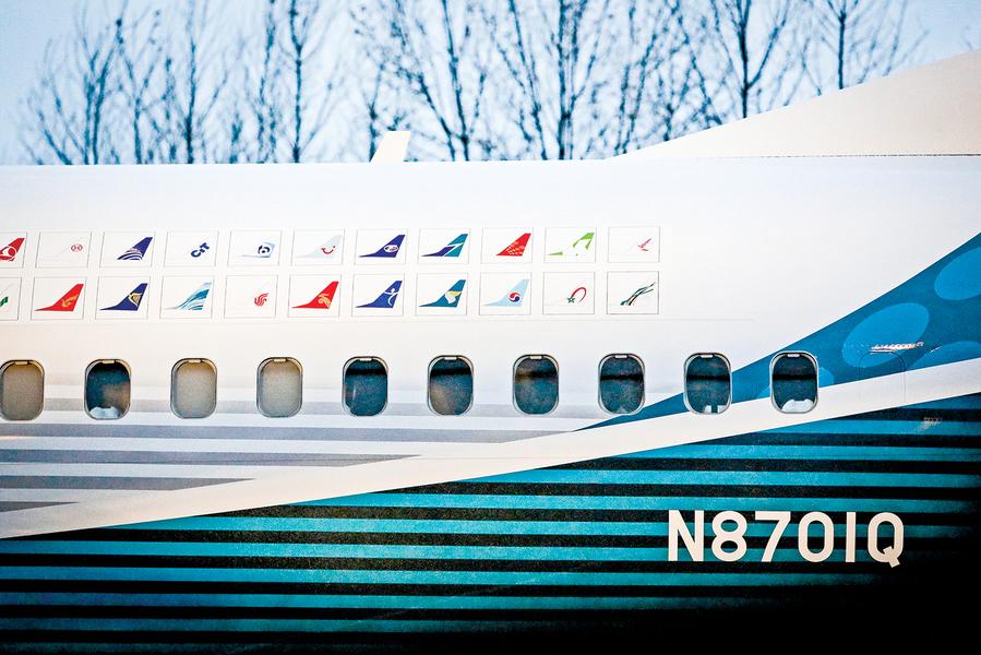 29日起737 Max認證試飛