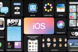 蘋果發表iOS 14 亮眼功能一次看懂