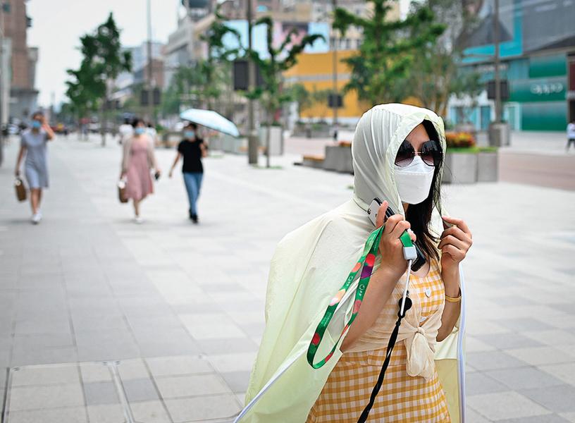 疫情重挫北京餐飲旅遊業