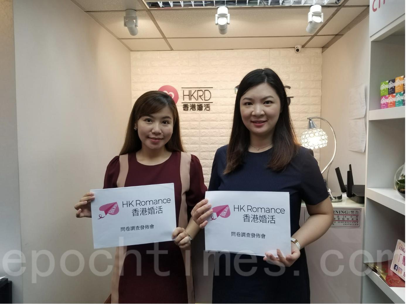 「香港婚活」調查顯示,「港版國安法」若立法,逾五成單身人士表示移民意願增加;逾四成單身人士期望未來伴侶持有外國護照。(李曉彤/大紀元)
