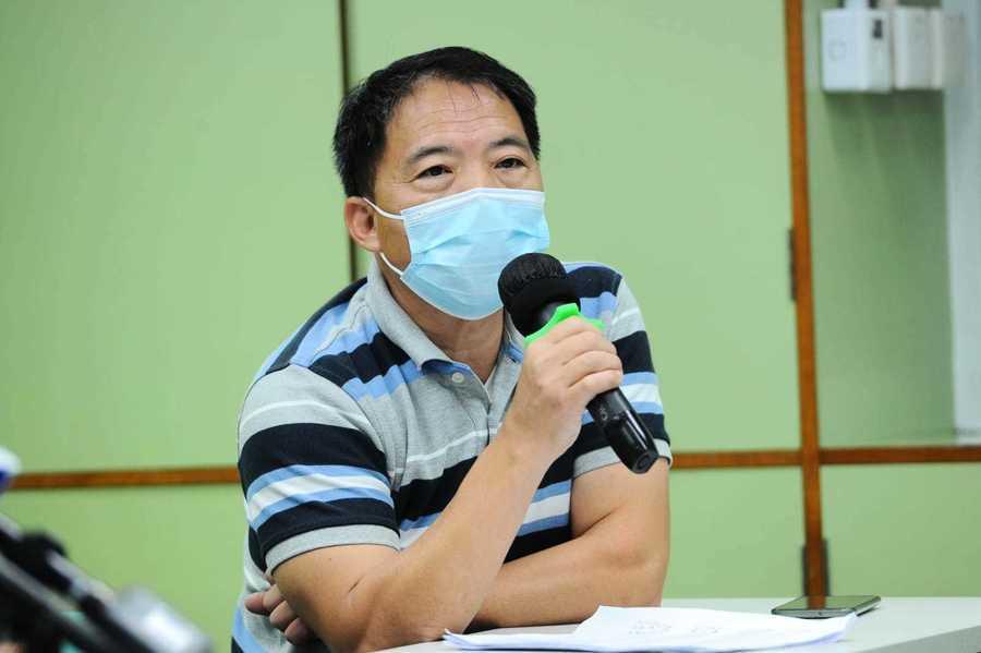 胡志偉:香港如「布拉格之春」 一份堅持 暴政必定結束