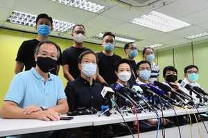 譚文豪:林鄭讓所有人承擔「港版國安法」惡果