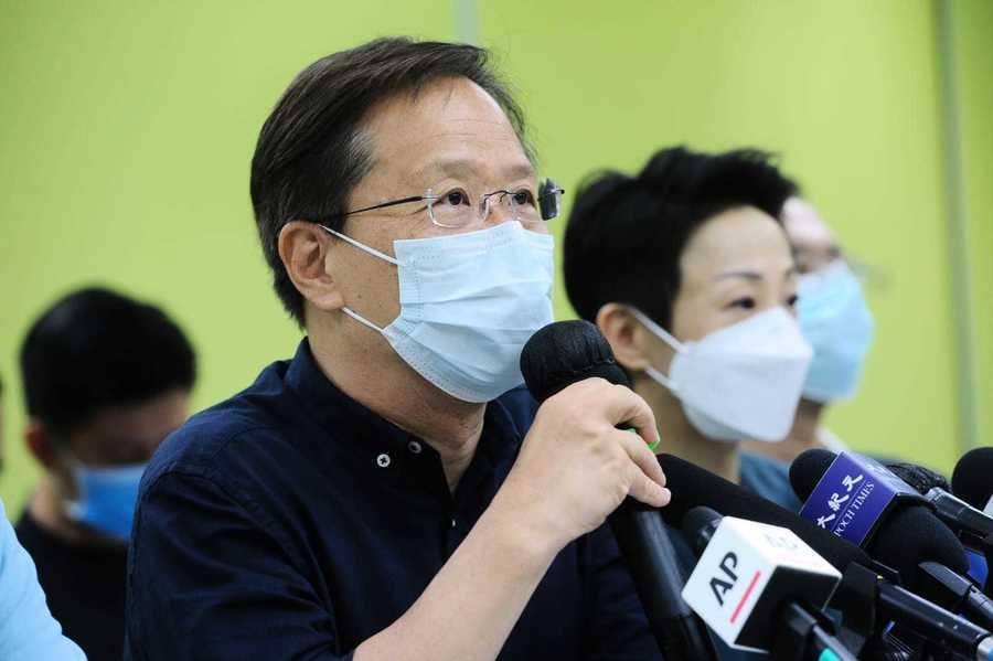 郭家麒:「港版國安法」生效 宣佈「一國兩制」正式死亡