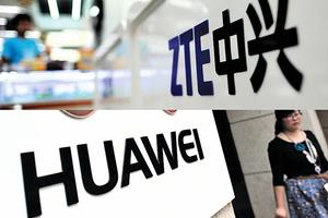 美正式宣佈:華為中興對國家安全構成威脅