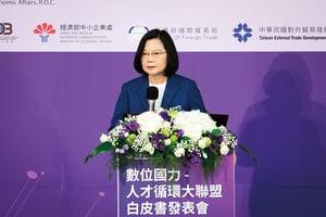 蔡英文宣佈援助香港人  港人致謝:好好守護台灣