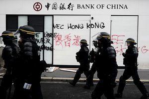 美國制裁中共 中國四大銀行萬億美元面臨風險