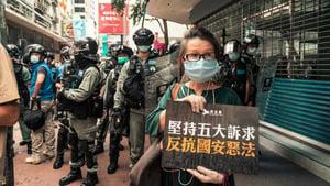 梳理港版國安法五大爭議 傳媒揭中共醜聞或囚終身