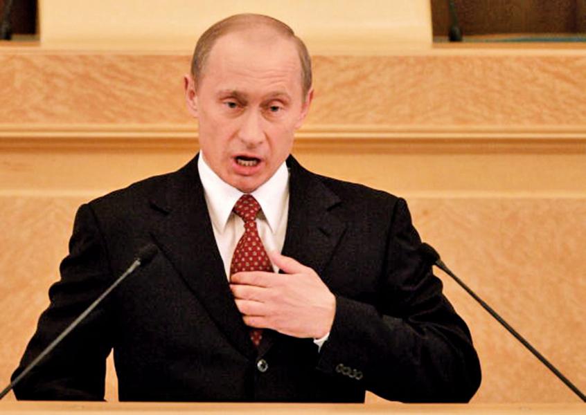 俄國批准修憲 為普京執政到2036年鋪路