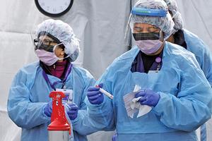 全球疫情加速擴散 日確診破十六萬