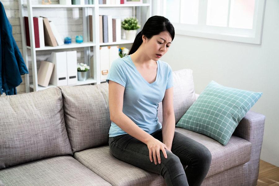 膝蓋酸痛是退化前兆?經常按摩3穴位 有效遠離酸痛