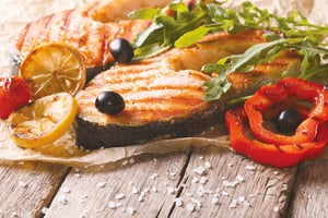 高脂魚含大量好脂肪 抗炎減重還能改善視力