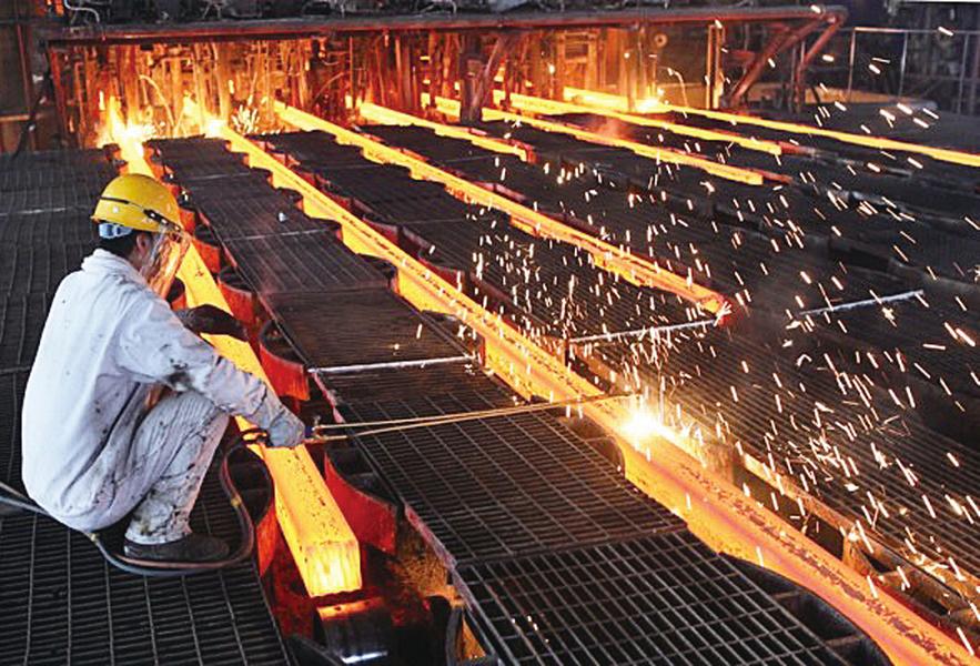 傳國有鋼鐵集團將重組
