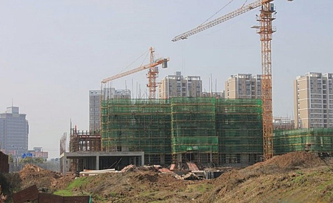 深圳樓市開始「退燒」,7月呈現量價齊跌的局面。(網絡圖片)