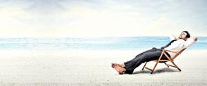 研究發現:放長假有助 釋放工作壓力
