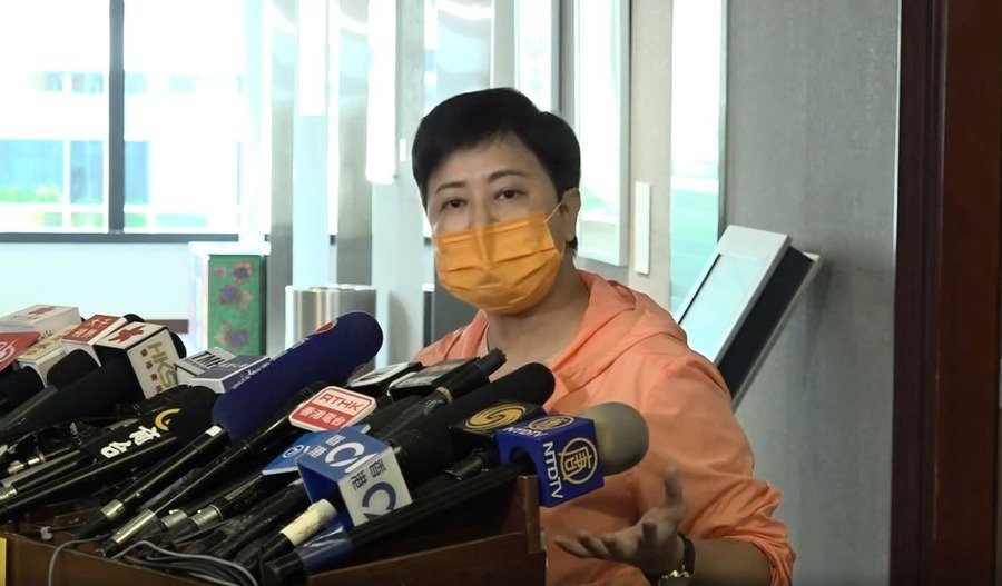 葉劉淑儀不按議事規則辦事 黃碧雲:是否想讓香港變成人大?
