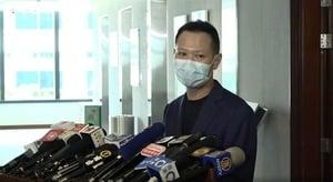 「光復香港」被禁 郭榮鏗:對特定口號冠以特定解讀 目的是為取消參選資格