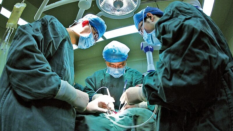 中國浙江一家醫院2020年3月2日完成了對一名新冠肺炎患者的雙肺移植手術,供體提前兩天就已預約,引發外界對中共仍在活摘器官的質疑。示意圖與新聞無關。(網絡圖片)