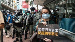 中共對香港自由判死刑 美籲跨國公司撤離香港總部