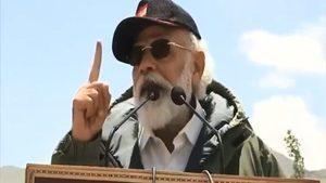 莫迪赴中印邊境發表強硬講話 向習近平傳遞信號