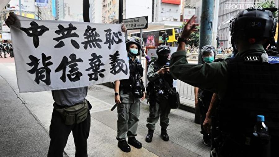 39國智囊譴責「港版國安法」 建議將中共趕出世貿組織