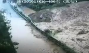 雲南昭通多地洪澇泥石流 傳蝗蟲入侵邊境
