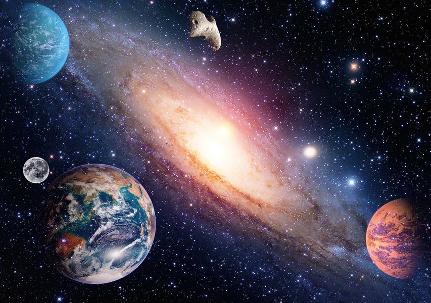 科學家估銀河系存在三十個文明