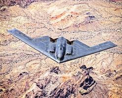 美國冷戰武器盤點  B-2隱形轟炸機