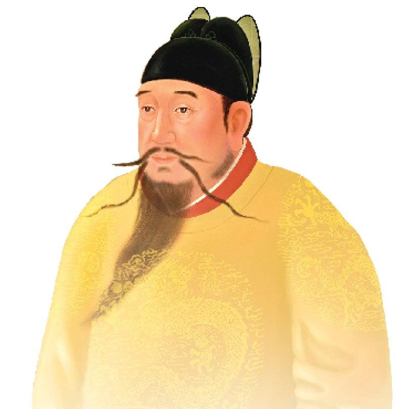 承天命再創中華文明輝煌的明成祖朱棣。(羊妹/大紀元)