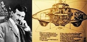 FBI驚人解密:天才發明家特斯拉是「金星人」