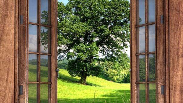 開窗、通風。(pikrepo)