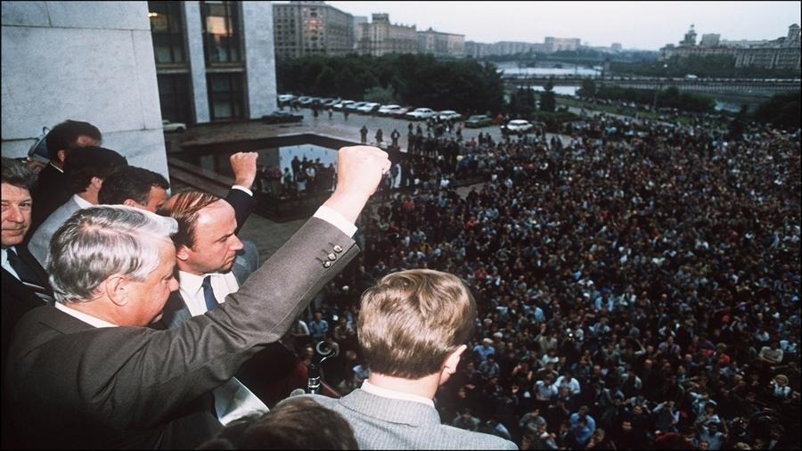被中共封鎖二十多年 蘇共垮台時講話曝光(影片)