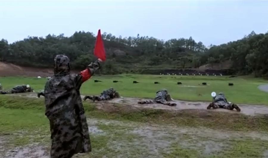 黨媒報駐港軍人進行投擲手榴彈及實彈射擊訓練  未提及時間和地點