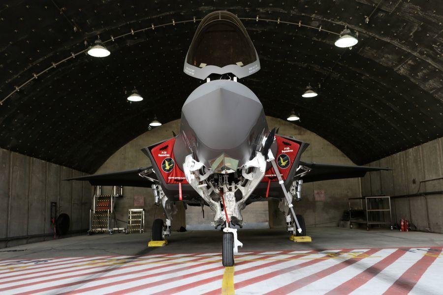 以媒:以色列用F-35炸毀伊朗核基地