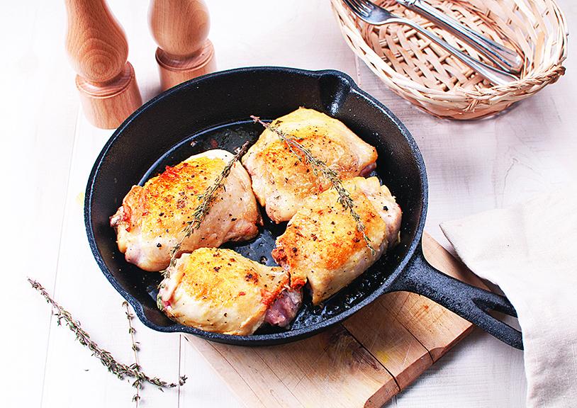 簡單的料理加入香草,味道層次更豐富!