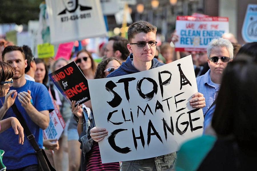 環保英雄為氣候變遷言論道歉