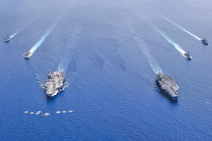 環時吹噓中共「航母殺手」導彈 美海軍回應