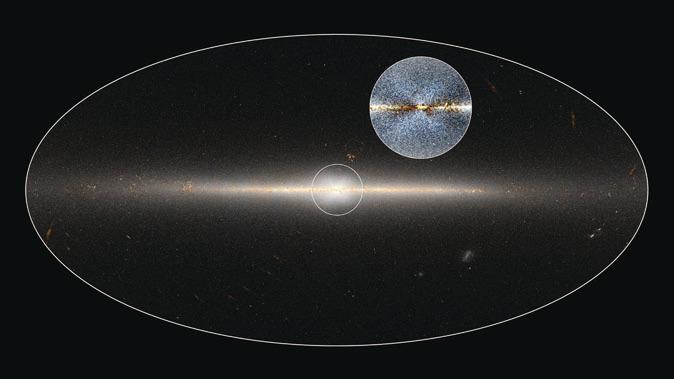 新天體不斷湧現銀河藏玄機