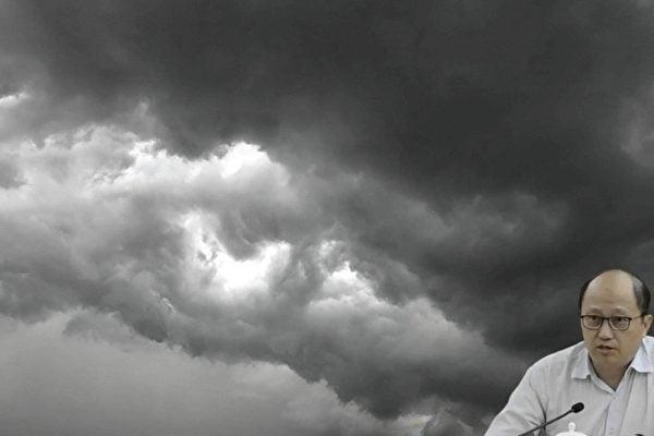 7月3日,前中共廣東省委秘書長、常委,曾在汕尾市任職政法委書記等職的鄭雁雄,被中共當局任命為首任駐港國安公署署長。此人被認為,鎮壓民眾抗爭運動手段陰毒。(合成圖片)