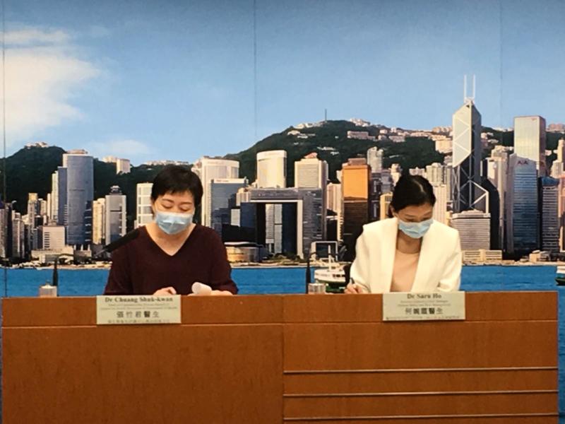 本港源頭不明個案突增 張竹君:近期患者病毒量更高 易致嚴重爆發