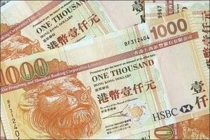 彭博:華府顧問討論削弱港元聯繫匯率制