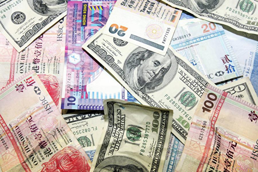 反制國安法 美權衡美元港幣脫鉤