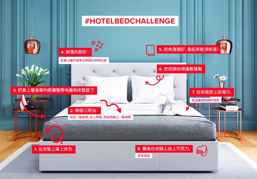 五星級床佈置 讓你每天在家都像度假!