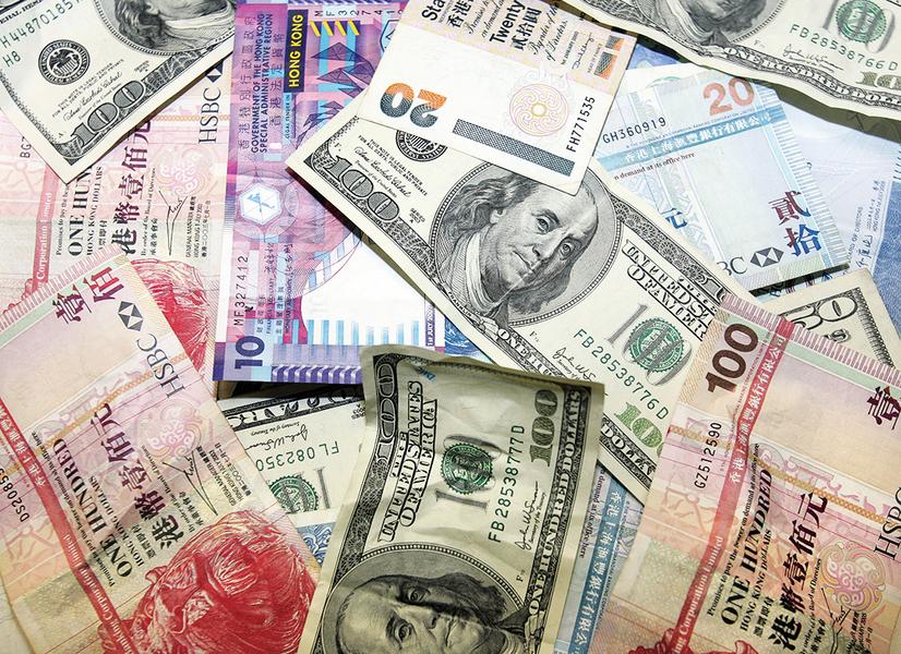 華府顧問討論美元港幣或脫鉤