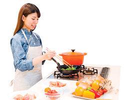 廚房裡有肺癌凶手?! 烹調遵循三件事遠離油煙危害