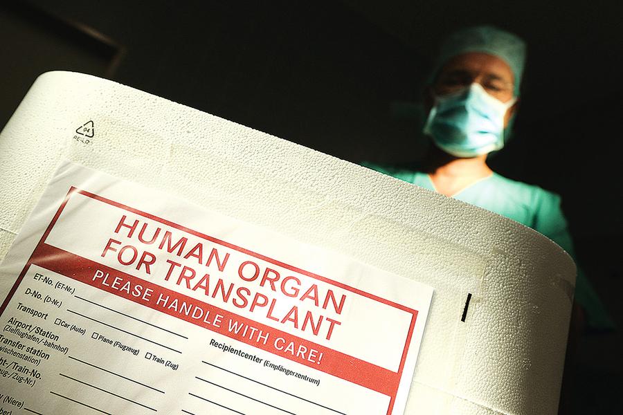 獨家內部文件 洩中共器官移植七宗罪