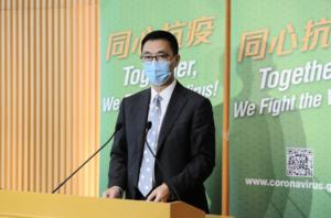 教育局局長楊潤雄宣佈 全港提早放暑假